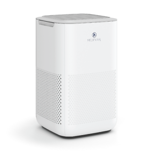 Medify Air Purifier MA-15, CADR 150, H13 True HEPA Activated Carbon - 330 Sq. ft