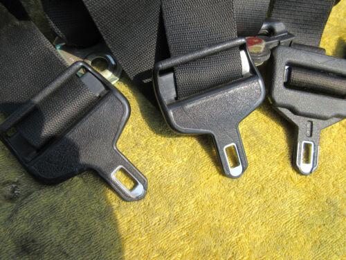 auch für W116 W123 C107 Sicherheitsgurte hinten 3-fach Mercedes-Benz W124 W201