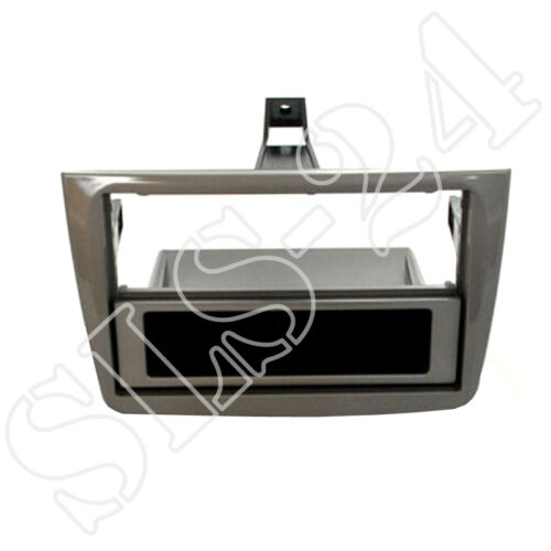 compartiment support argent glä ALFA romeo MITO type 955 08//2008-2013 Double DIN Ouverture