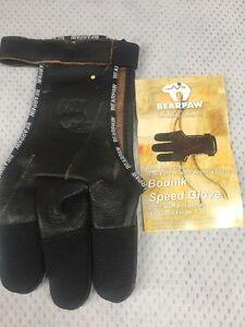 Bear Paw Bodnik Speed Glove Archery Shooting Glove Small Ebay
