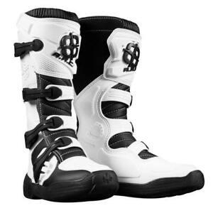 A.R.C Includes Socks Black Corona Motocross Boot Size 12 Mens