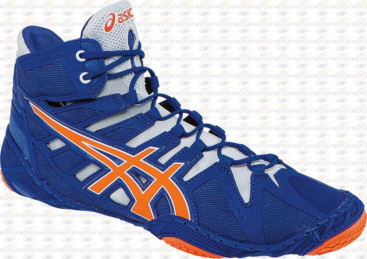 Asics Omniflex-Attack MEN'S Wrestling Shoes, J400Y-6031  NEW!