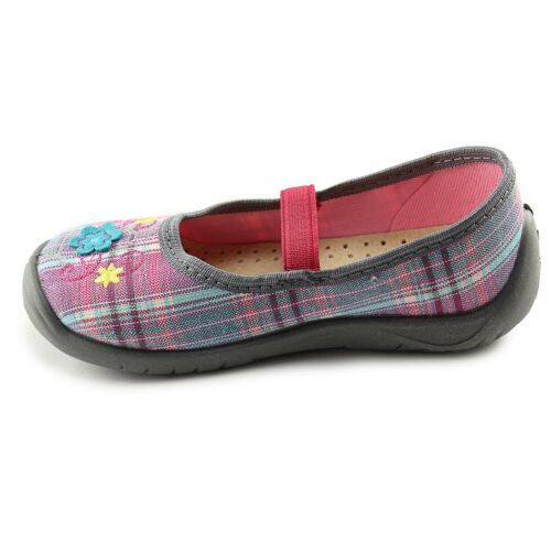Kornecki Girls Canvas Shoes made in Poland Slippers Loafers