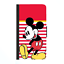 iPhone-XS-MAX-XR-8-7-Plus-6s-Leather-Wallet-Case-Disney-Mickey-Minnie-III-Cover thumbnail 6
