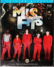 MISFIST 1 serie superhéroes inglesa  Blu-ray Tarifa plana (España) en envío 5 €