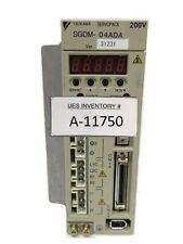 YASKAWA 200V SERVOPACK SGDM-02ADA Ver 0900F