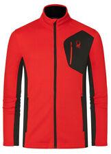 Spyder Bandit Half Zip Fleece Jacket Herren Fleece Pullover