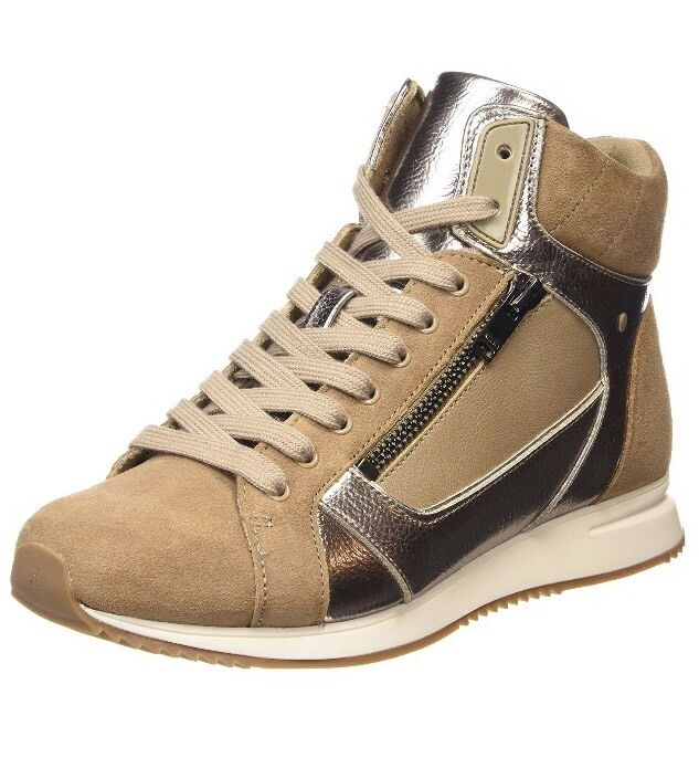 Aldo Wasula, Women's Hi-Top Sneakers, Beige (Taupe 37), 4 UK (37 EU)