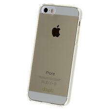 Crystal AllClear Case iPhone 5 5S SE Cover Clear Schale Glasklar Schutz Hülle