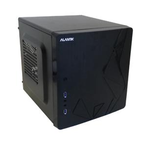 CASE MINI ITX PER PC ALANTIK CASAC3 CUBE USB 3.0 SENZA ALIMENTATORE (MONTA ALIME