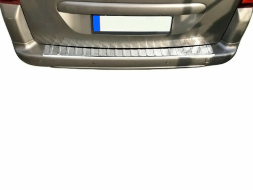 Protector paragolpes para Citroen Berlingo II y Peugeot Partner Tepee acero