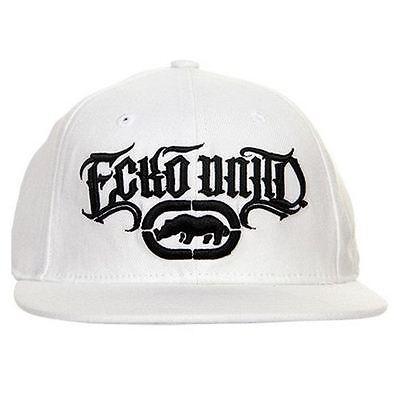 Ecko MMA Core Logo Tank White//Black