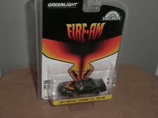 GREENLIGHT HOBBY EXCLUSIVE 1977 PONTIAC FIREBIRD T//A FIRE AM 1//64 2019 NIP