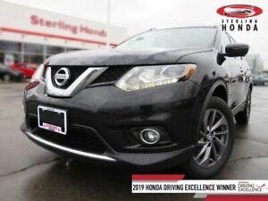 2016 Nissan Rogue SL | NAVIGATION | LEATHER