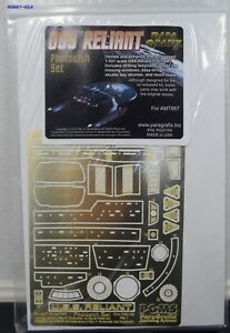 PARAGRAFIX-1-537-Star-Trek-USS-Reliant-Photo-Etch-Set-for-AMT-PGX159