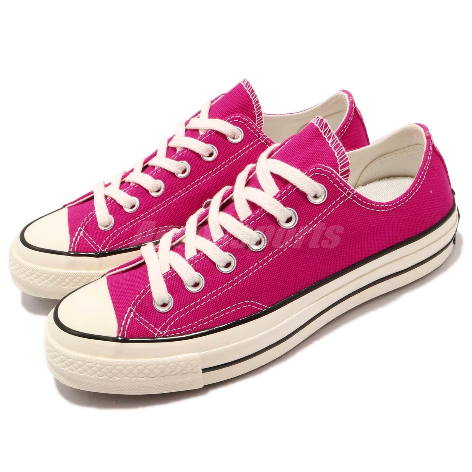Converse First Stbague Chuck Taylor Tous Star 70 1970 s OX Rose Hommes Femmes 161445 C