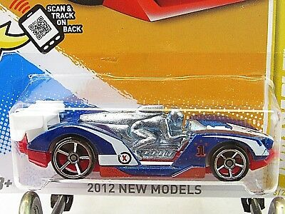 Hot Wheels Brand New and Sealed Growler 2012 New Models