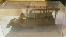 "DIE CAST "" GMC CCKW 353 DE DEPANNAGE "" ATLAS COLLECTION  SCALA 1/43"