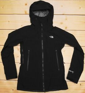 b47cff7d5 Details about THE NORTH FACE POINT FIVE - GORE-TEX PRO - shell WOMEN'S  BLACK JACKET - S