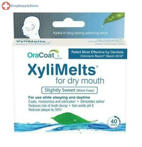 XyliMelts-Dry-Mouth-Slightly-sweet-MINT-FREE-Discs-40-count