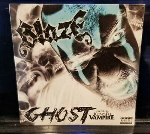 Blaze Ya Dead Homie - Ghost CD SEALED twiztid insane clown posse horrorcore mne