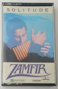 Zamfir Cassette Solitude 1980 Mercury Tape