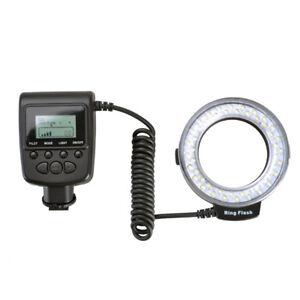 NEW-Macro-LED-ring-flash-for-Canon-Nikon-Olympus-Panasonic-DSLR