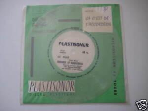 """7"""" Flexi/PLASTISONOR/CA C`EST DE L`/MIC 81/MEGARAR"""