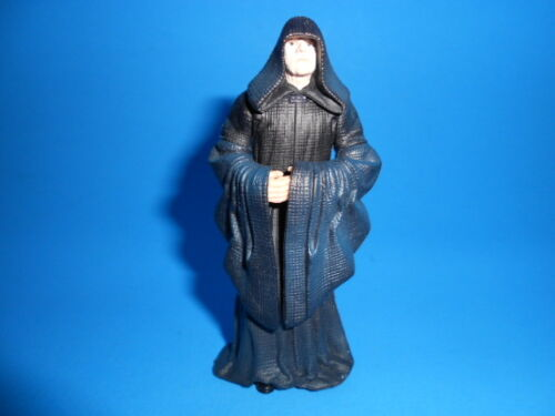 Star Wars 1998 Modern Style Darth Sidious Sith Master ~ Dark Robes