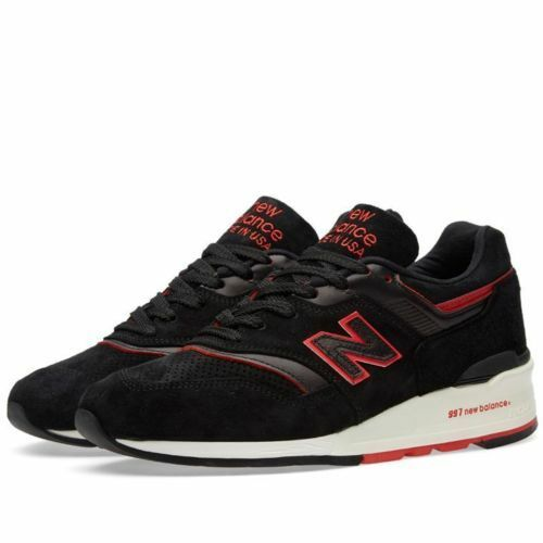 5Femme Rouge Air 7made Usa Noir 5 New BalanceM997dexp Sz In Exploration PZiTwOulkX