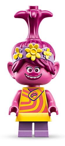 Poppy Trolls World Tour Minifigs 41253 twt006 LEGO®