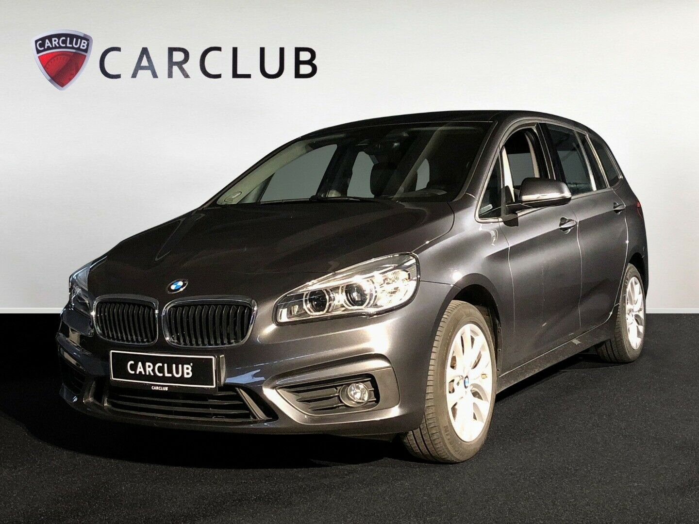 BMW 220d 2,0 Gran Tourer Advantage 5d - 229.900 kr.