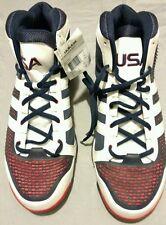 Adidas AS SMU Adipure MONO **USA**  Basketball Shoes. Size 17  **NEW**