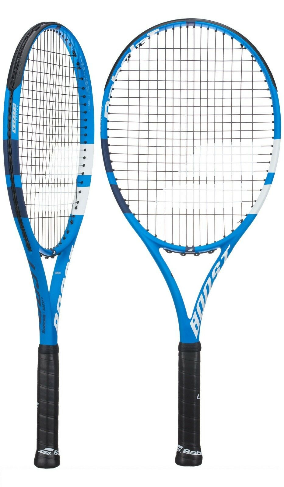 Nuevo  2018 Babolat Boost  D  tenis raqueta (elija Agarre Cubierta Completa) prestrung.