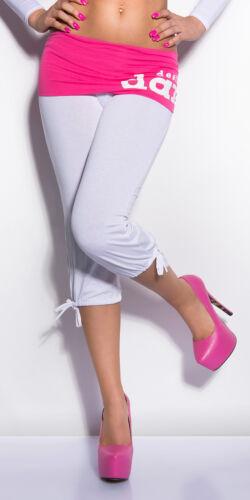 "Capri Hose Pants KouCla /""destination dance/"" Pump Sport//Fitness//Dance//Training"