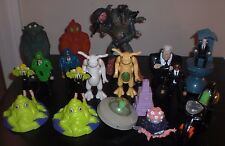 Galoob Men In Black Assorted Action Figure & Happy Meal Toy Lot Gently Used 4+