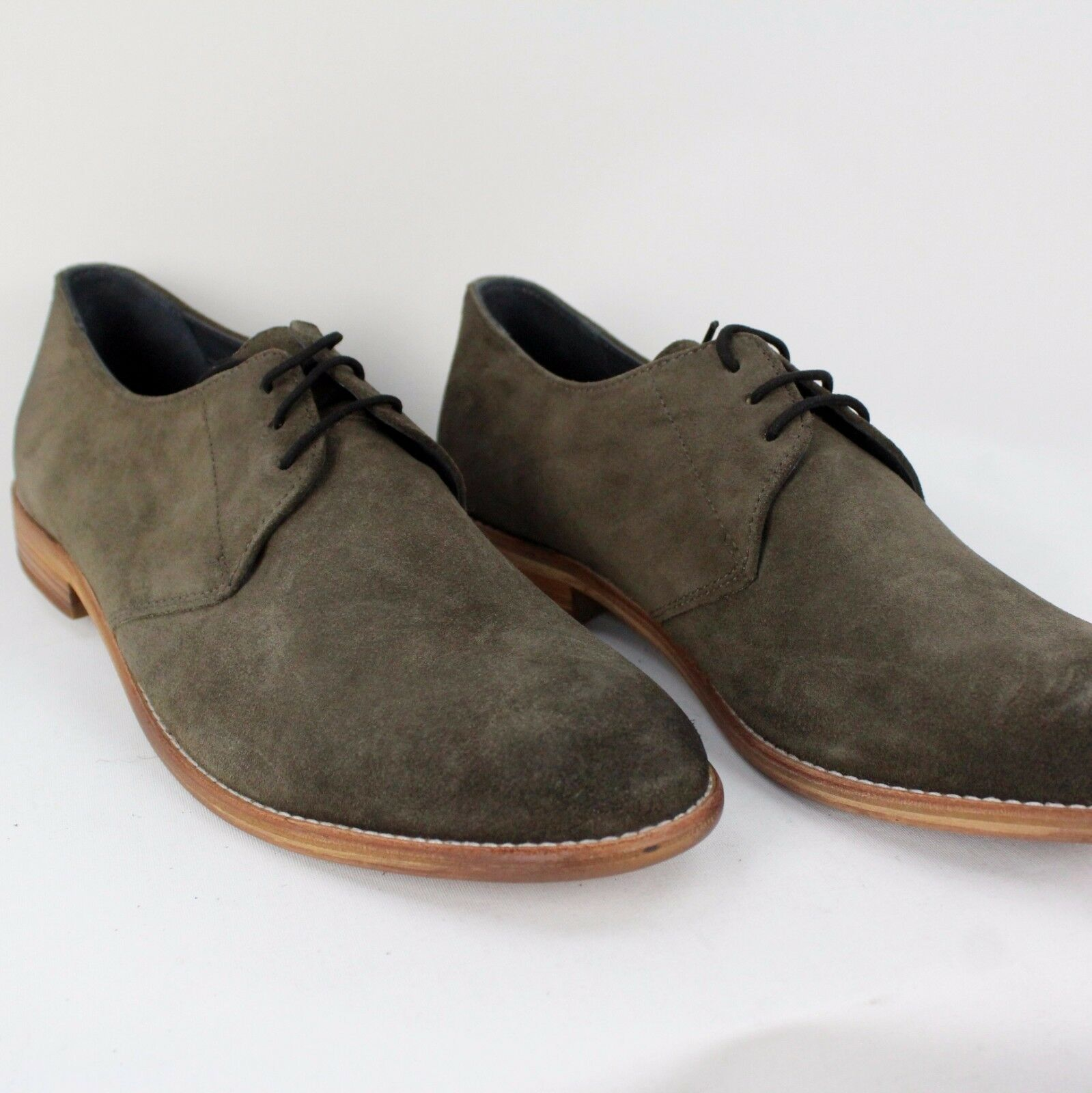 Frank Wright taille 44 Affaires Chaussure Lacée Daim Hommes Chaussures Marron a5269