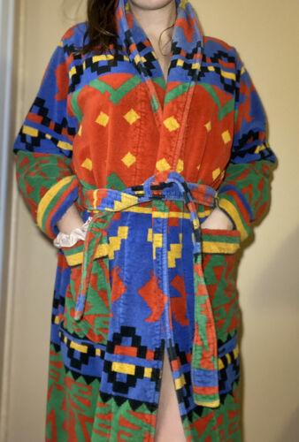 Vintage Cypress Robe Aztec Southwest (Beacon Blank