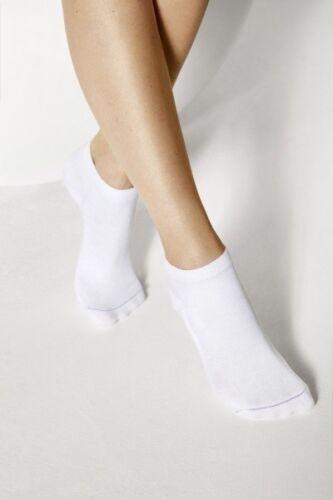 SALE 12 Paar Damen Weiße Sneaker Kurz Socken Füßlinge 35 36 37 38 39 40 41 42