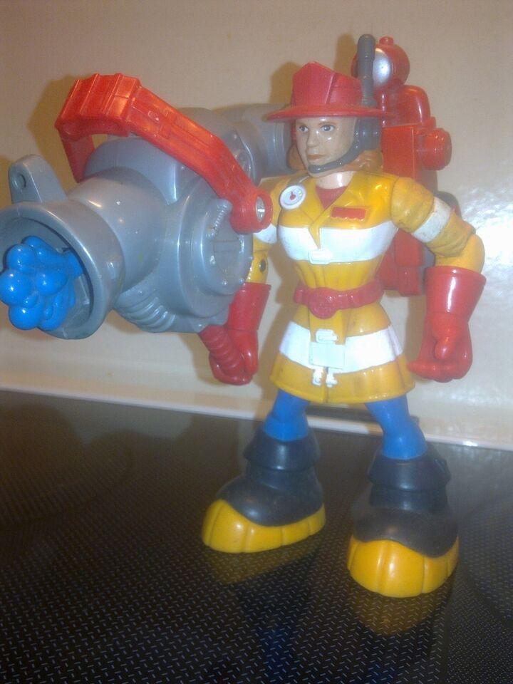 Fisher-Price klassikere, Wendy Waters Firefighter., 3 år