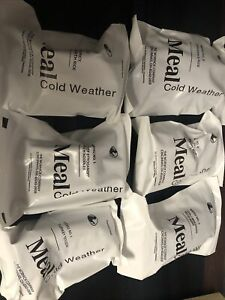 MRE Cold Weather Ration Meal Freeze Dried Mains 2x Meal Cold Weather Random Draw