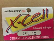 MA105-42 Miniature Aircraft USA Xcell RC Helicopter M6x16 Washers New In Package