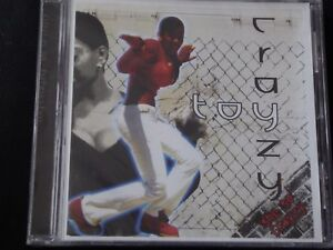 Toy-Crayzy-She-So-Crayzy-SEALED-NEW-CD-2004