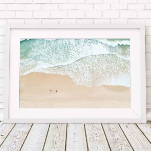 Beach Lifestyle Poster Picture Print Sizes A5 to A0 FREE DELIVERY Vanilla Spray