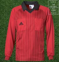 Official Adidas Referee Shirt - Long Sleeved - World Cup France 1998 - All Sizes