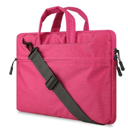 "11.6/"" 13.3/"" 14/"" 15.6/"" Laptop Shoulder Bag Cover Case For Computer Notebook PC US"