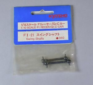 KYOSHO-VINTAGE-ORIGINAL-SPARE-F1-1-10-SWING-SHAFTS