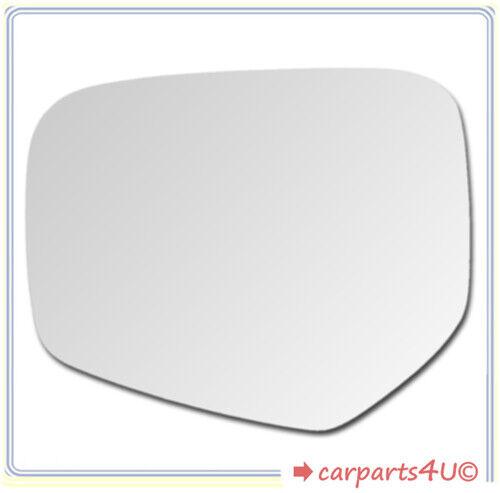 Spiegelglas zum Kleben für MITSUBISHI L200 ab 2006 links konvex