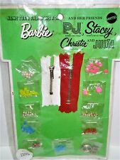 Vtg BARBIE N FRIENDS Doll STITCH N STYLE Clothes SEWING ACCESSORY PAK 1969