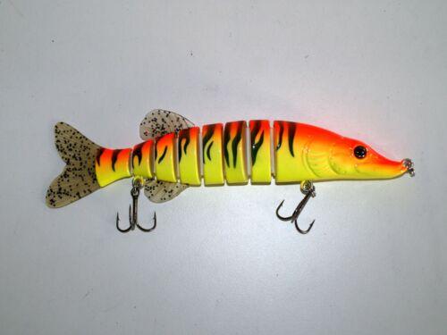 Crank Bait I.T.T Pike Catfish Zander Multy Pike Swim Bait Jerk Bait